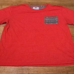 Orange On The Byas t-shirt PacSun